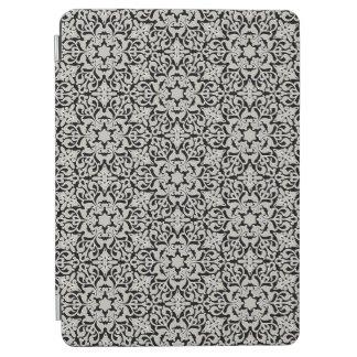 Arabic floral pattern iPad air cover