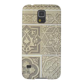 Arabic tile designs (colour litho) case for galaxy s5