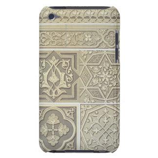 Arabic tile designs (colour litho) Case-Mate iPod touch case
