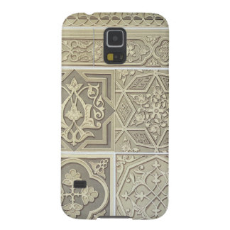 Arabic tile designs (colour litho) galaxy s5 covers