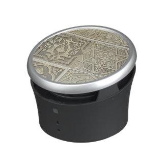 Arabic tile designs (colour litho) speaker