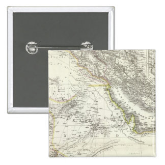 Arabien - Arabian Peninsula 15 Cm Square Badge