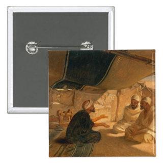 Arabs in the Desert 1871 Pin