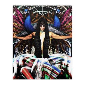 """""""Arachne- Pride-"""" Acrylic Wall Art"""