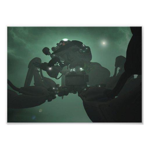 Arachnoid Art Photo