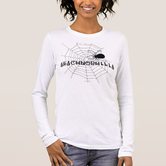 Arachnophilia Long Sleeve T-Shirt