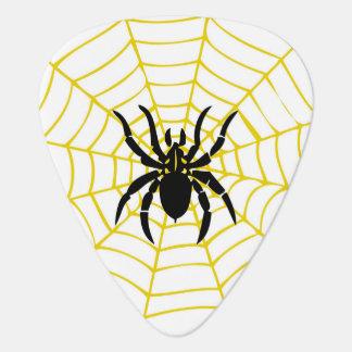 Arachnophobia spider guitar pick