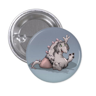 ARACO ALIEN MONSTER CARTOON  Button small