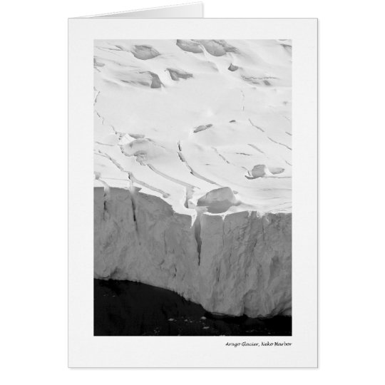 Arago Glacier, Neko Harbour Card