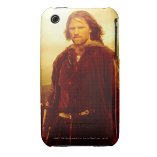 Aragorn Glowing iPhone 3 Cover