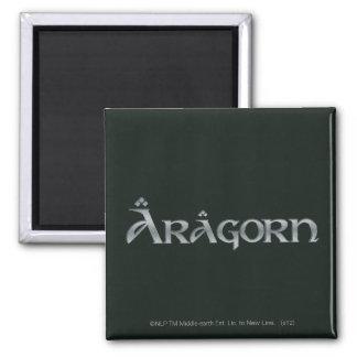 Aragorn logo magnet