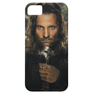 Aragorn Sword Down iPhone 5 Case