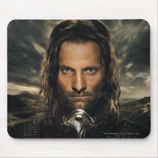 Aragorn Sword Down Mouse Pad