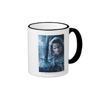 Aragorn Versus Orcs Mugs