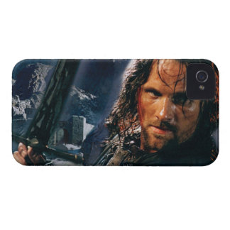 Aragorn With Army Case-Mate iPhone 4 Case