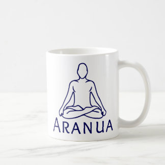 Aranua cups basic white mug