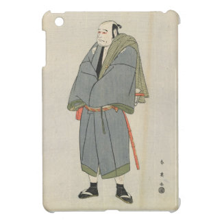 Arashi Ryu_zo as Heiemon, 1795 iPad Mini Cover