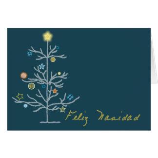 Arbol de Navidad Cards
