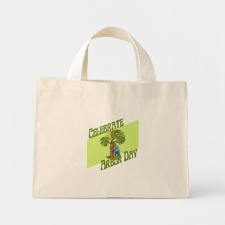arbor day canvas bags