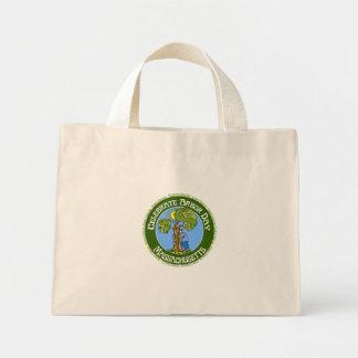 Arbor Day Massachusetts Tote Bag