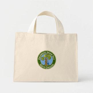 Arbor Day North Carolina Mini Tote Bag