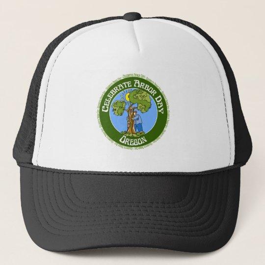 Arbor Day Oregon Cap