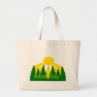 Arbor Day Sunrise Tote Bag