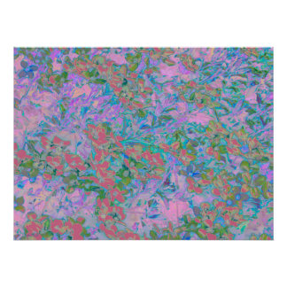 Arbor Romance floral digital art print
