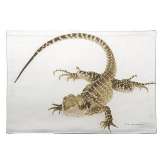 Arboreal agamid species native to Eastern 2 Placemats