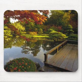 Arboretum, Japanese Garden, Seattle, Washington, Mouse Mat