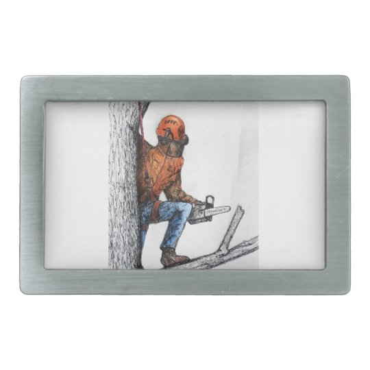 Arborist Tree Surgeon Stihl Belt Buckles