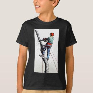 Arborist Tree Surgeon Stihl T-Shirt
