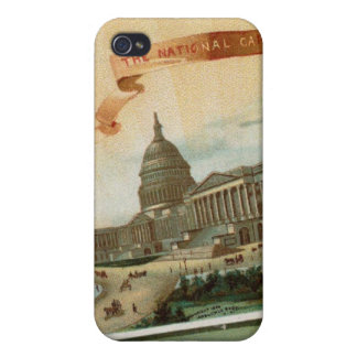 Arbuckles' illlustrated atlas iPhone 4 cover