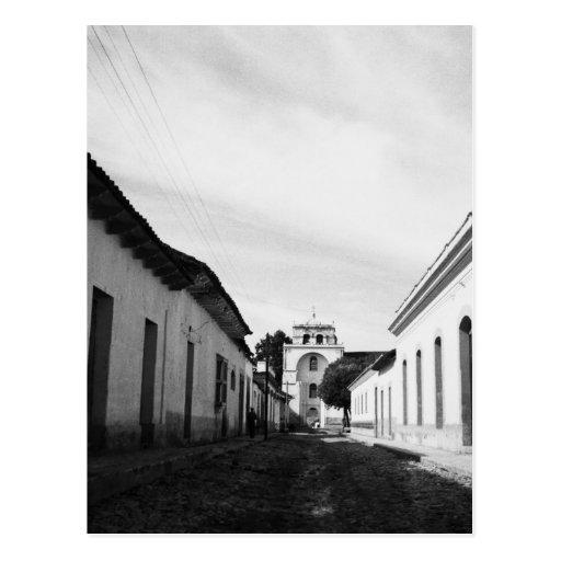 Arc de Carmen, San Cristobal de Las Casas Post Card
