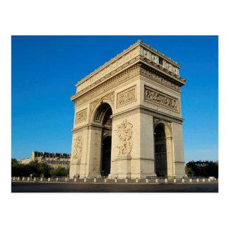 Arc de Triomphe 3 Postcard