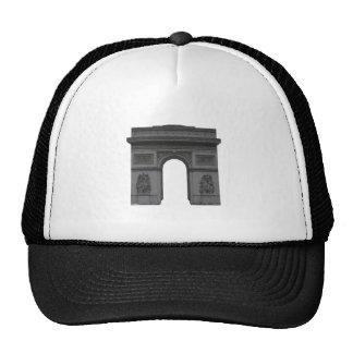 Arc de Triomphe: 3D Model: Cap