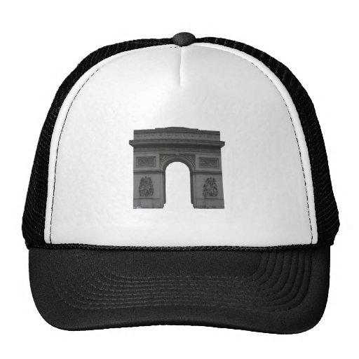 Arc de Triomphe: 3D Model: Hats