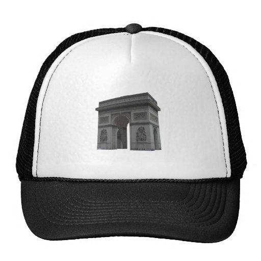 Arc de Triomphe: 3D Model: Mesh Hat