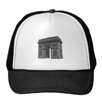 Arc de Triomphe 3D Model Mesh Hat