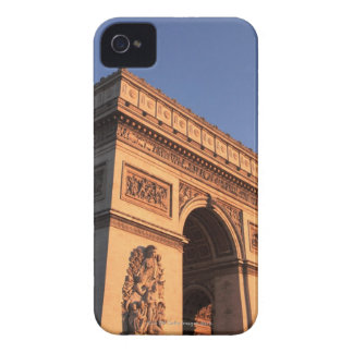 ARC DE TRIOMPHE and EIFFEL tower iPhone 4 Covers