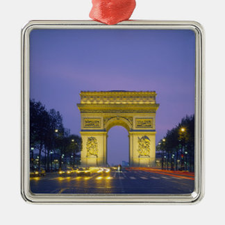 Arc de Triomphe, Paris, France, Christmas Ornament