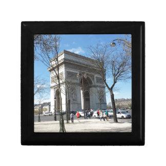 Arc de Triomphe, Paris, France Gift Box