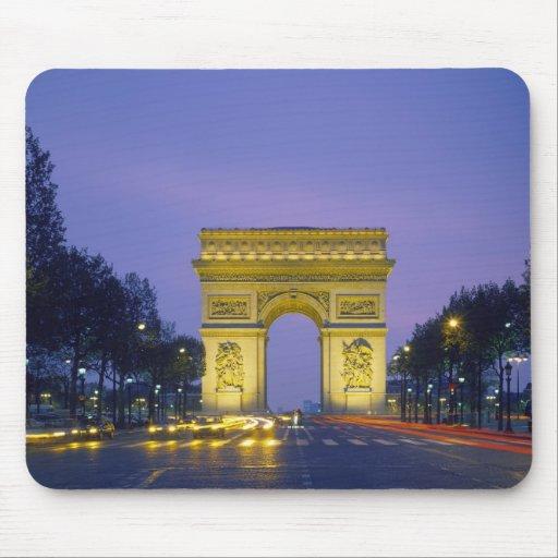 Arc de Triomphe, Paris, France, Mousepads