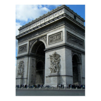 Arc de Triomphe Post Cards