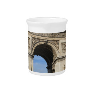 arc de triumph drink pitcher