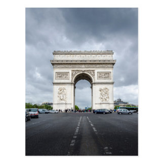 Arc de Triumph Postcard