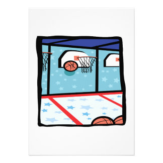 Arcade Basketball Invite