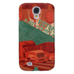 Arcade game propaganda poster - for your iPhone Samsung Galaxy S4 Covers