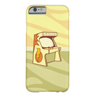 Arcade machine barely there iPhone 6 case