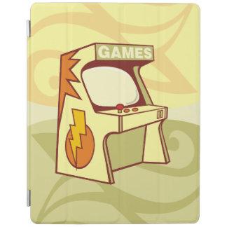 Arcade machine iPad cover